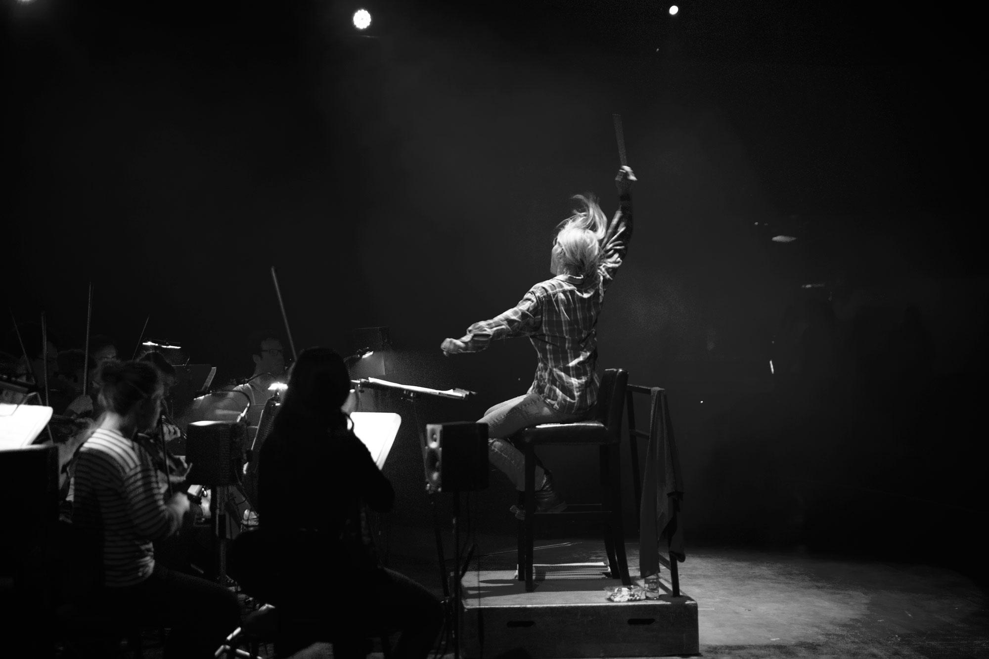 Sofia conductor